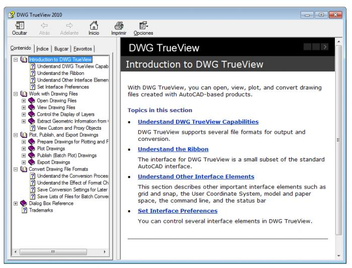 Screenshot 5 of Autodesk DWG Trueview