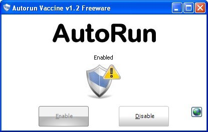 Screenshot 2 of AutoRun Vaccine