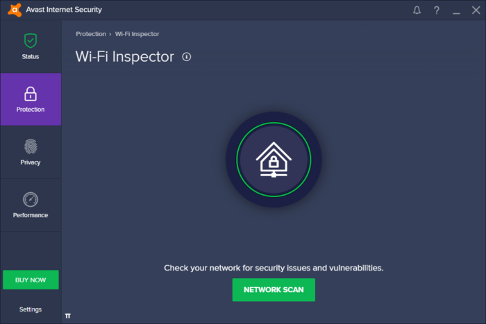 Screenshot 3 of Avast Internet Security 2015