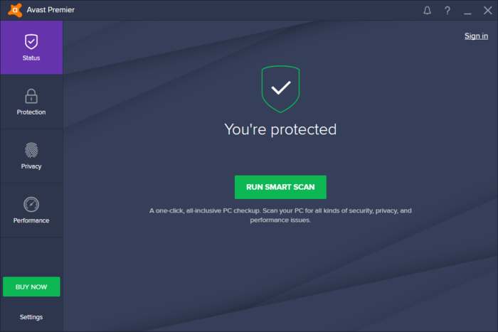 Screenshot 4 of Avast Premier Antivirus 2015