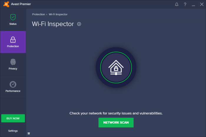 Screenshot 3 of Avast Premier Antivirus 2015