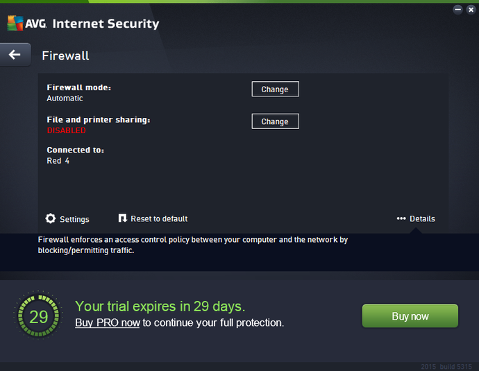 Screenshot 4 of AVG Internet Security - Unlimited