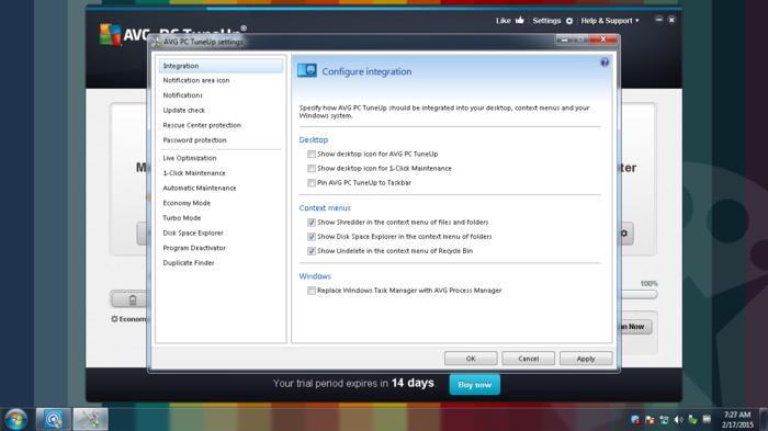 Screenshot 6 of AVG TuneUp