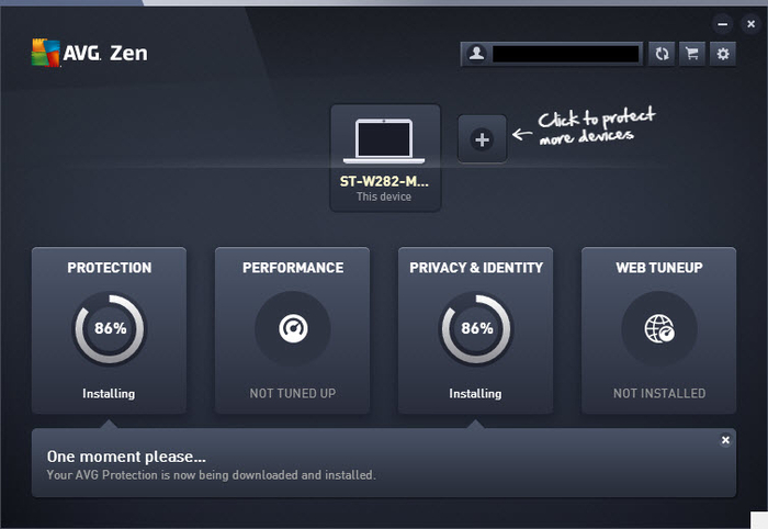 Screenshot 5 of AVG Protection