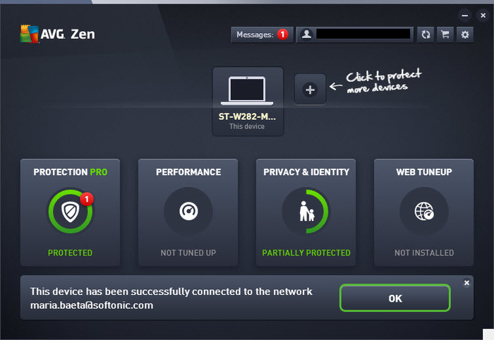 Screenshot 6 of AVG Protection
