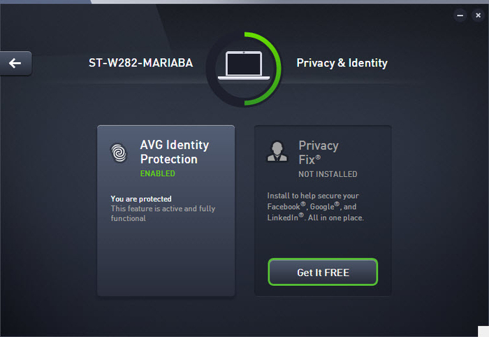 Screenshot 7 of AVG Protection
