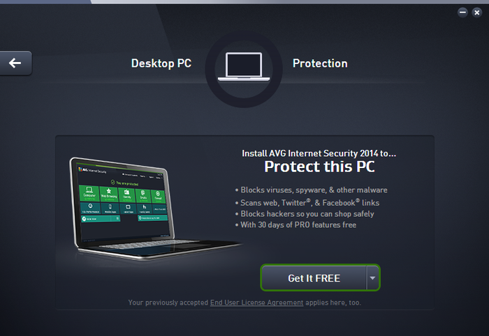 Screenshot 3 of AVG Zen