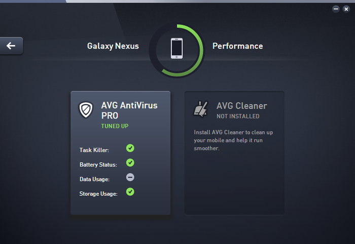 Screenshot 8 of AVG Zen