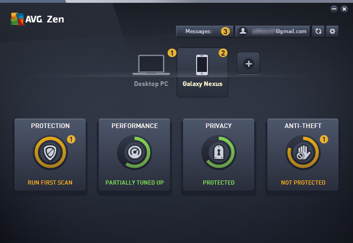 Screenshot 6 of AVG Zen