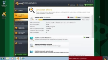 Screenshot 8 of Avira Free Antivirus