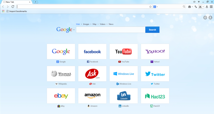 Screenshot 4 of Baidu Browser