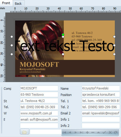 Mojosoft businesscards mx 50 with serial number softasm oukasfo ulead photo explorer 85 crack keygen soft serial key reheart Choice Image