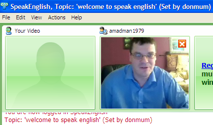 Screenshot 4 of Camfrog Video Chat