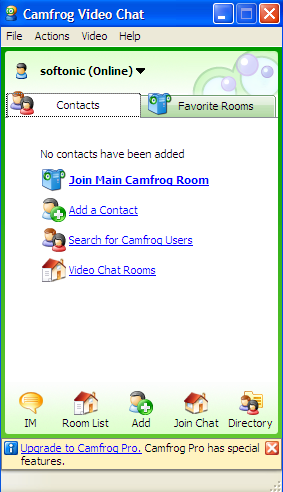 Screenshot 8 of Camfrog Video Chat