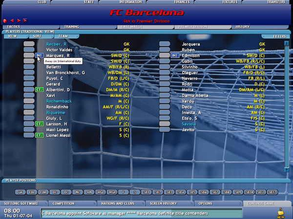 Championship manager 2003/2004 full game free download.