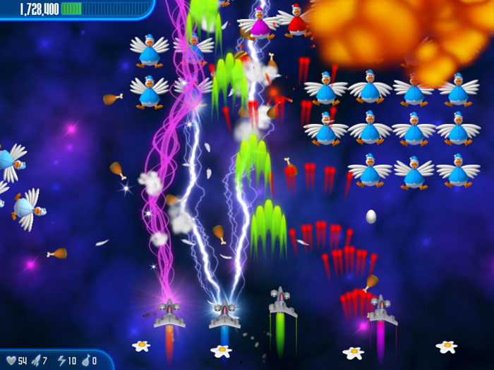 Chicken invaders 3: revenge of the yolk download free games for pc.