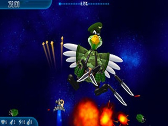 Download apk chicken invaders 5 for android.