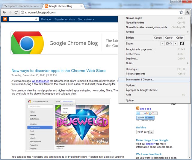 Screenshot 17 of Google Chrome
