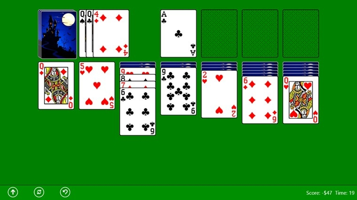 Screenshot 5 of Classic Solitaire (Free) for Windows 10
