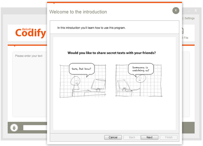 Screenshot 1 of Codify