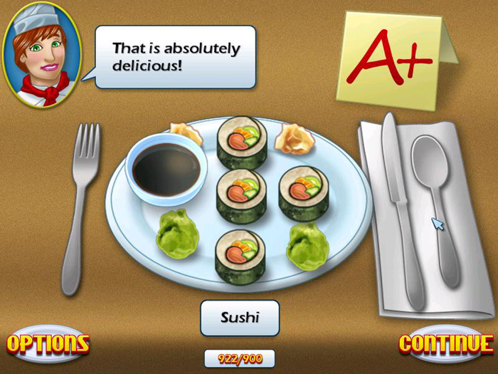Cooking academy 2: world cuisine mayplay games.