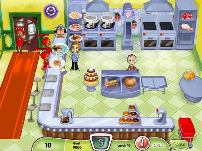 Download Barbie Cooking Games Free