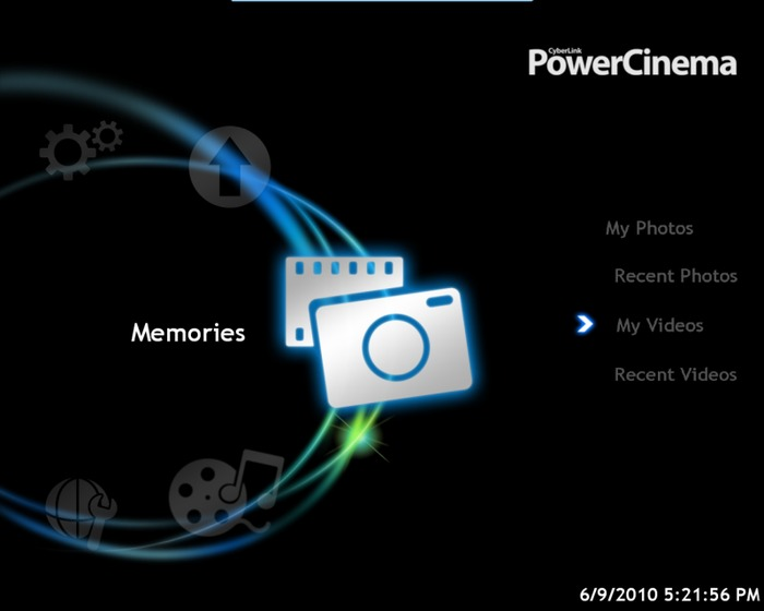 Screenshot 3 of Cyberlink PowerCinema