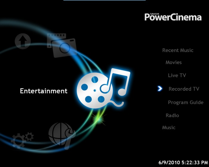 Screenshot 4 of Cyberlink PowerCinema
