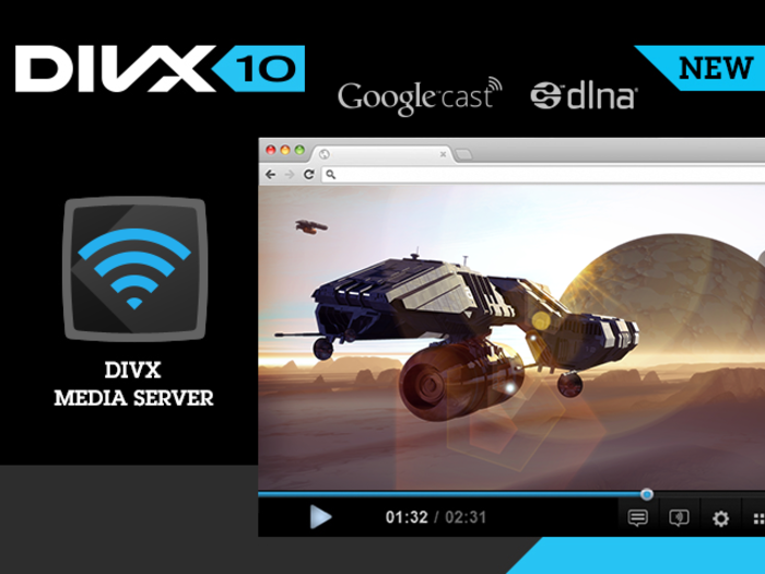 Download divx plus software 10. 8. 7 (free) for windows.