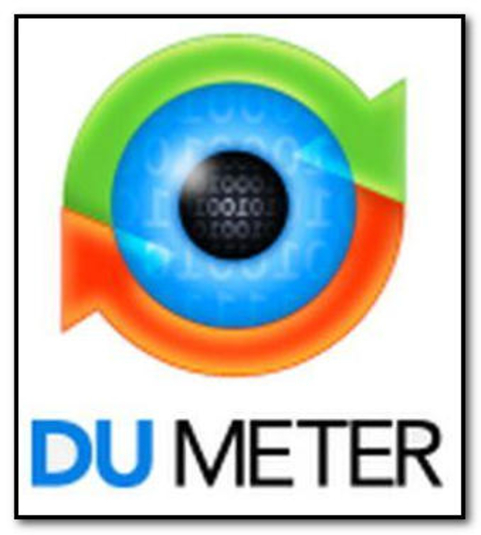 Screenshot 1 of DU Meter