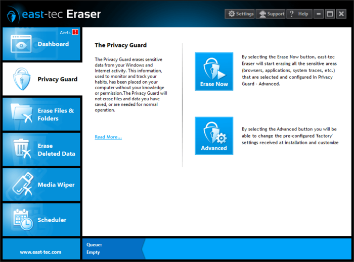 Screenshot 6 of east-tec Eraser