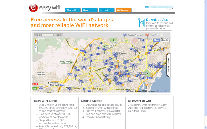 Screenshot 2 of Easy WiFi