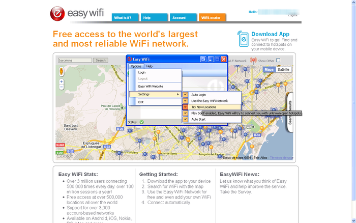 Screenshot 6 of Easy WiFi