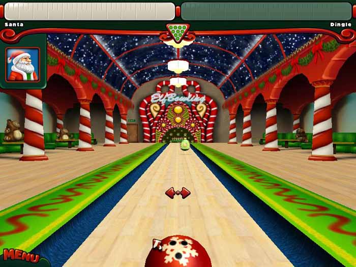 Elf bowling holiday pack free download (elf bowling 7 1/7.
