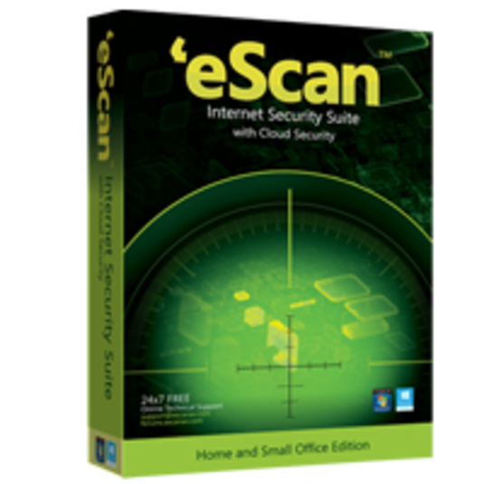 Screenshot 1 of eScan Internet Security Suite with Cloud