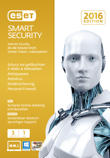 Screenshot 3 of ESET Smart Security
