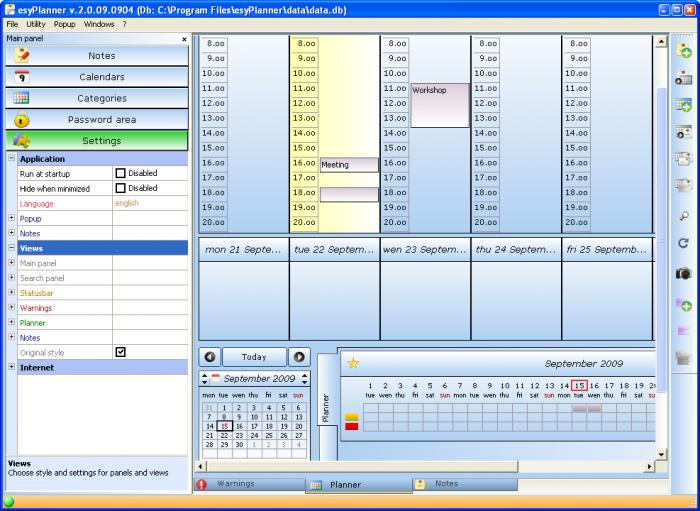 download esyplanner free networkice com