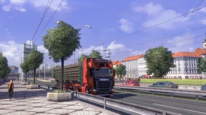 Screenshot 11 of Euro Truck Simulator 2 - Going East!