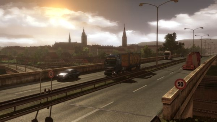 Screenshot 10 of Euro Truck Simulator 2 - Going East!