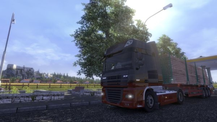 Screenshot 9 of Euro Truck Simulator 2 - Going East!