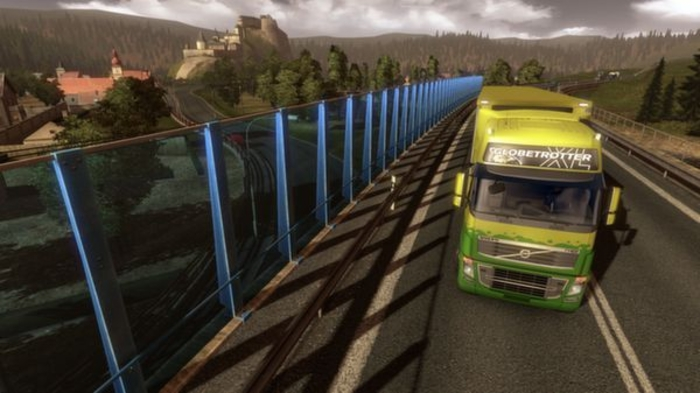 Screenshot 3 of Euro Truck Simulator 2 - Going East!
