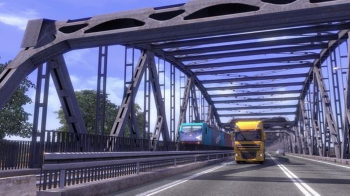 Screenshot 4 of Euro Truck Simulator 2 - Going East!