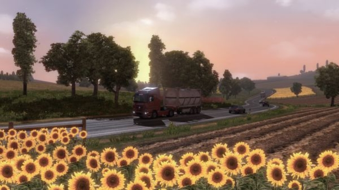 Screenshot 13 of Euro Truck Simulator 2 - Going East!