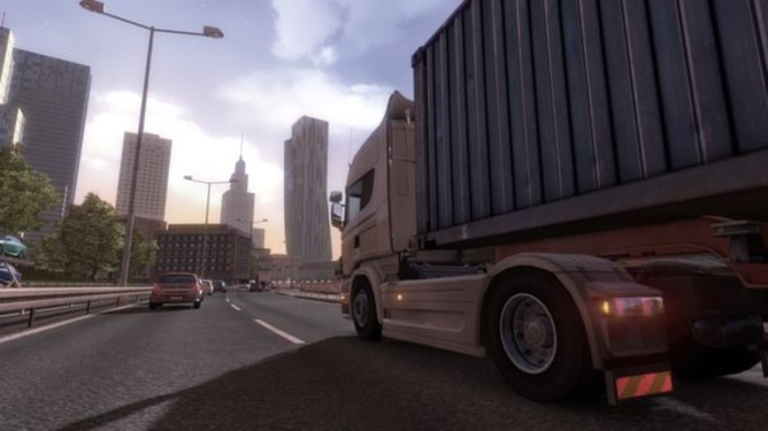 Screenshot 5 of Euro Truck Simulator 2 - Going East!