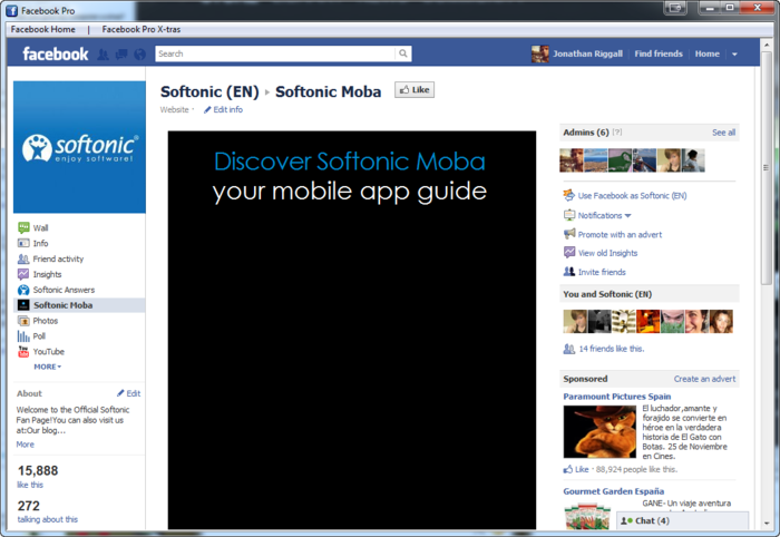 Screenshot 3 of Facebook Pro