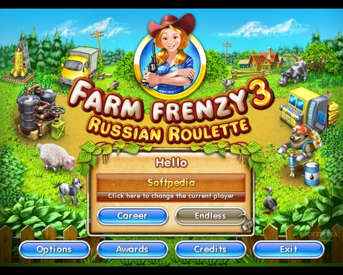 Download Farm Frenzy: Russian Roulette free — NetworkIce com
