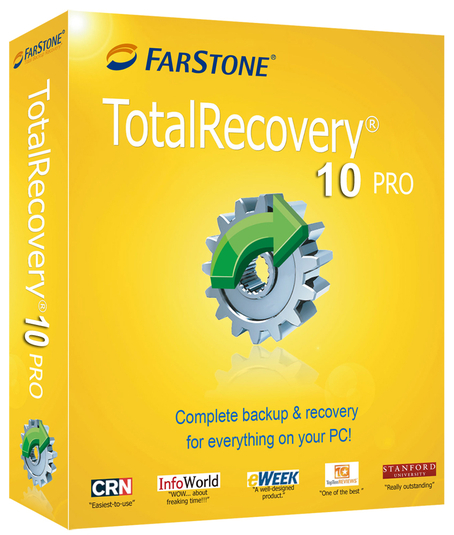 Screenshot 6 of FarStone TotalRecovery Pro