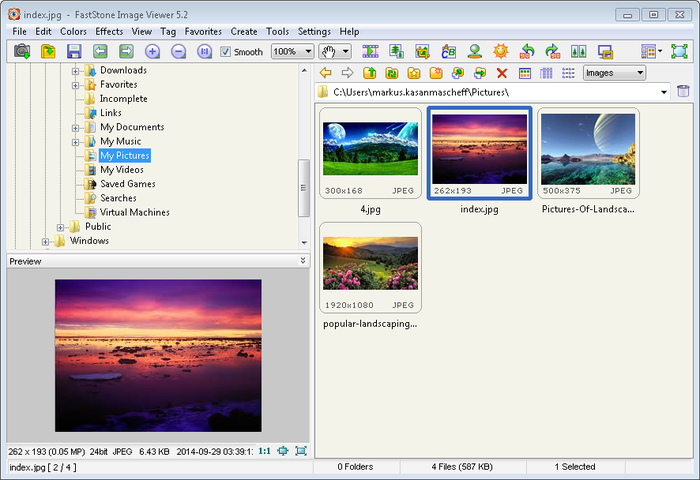 Faststone image viewer portable 6. 7 | software downloads | techworld.