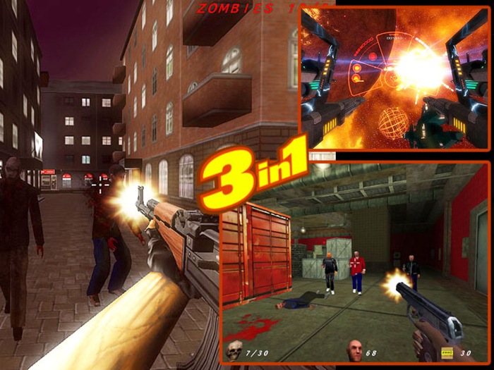 10+ best free first person shooter games (fps games) for pc app.