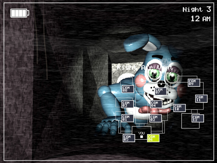 Screenshot 1 of Five Nights at Freddy's 2 - DEMO